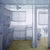 Do Ho Suh (Korean, born 1962). <em>The Perfect Home II</em>, 2003. Translucent nylon, 110 × 240 × 516 in. (279.4 × 609.6 × 1310.6 cm). Brooklyn Museum, Gift of Lawrence B. Benenson, 2017.46. © artist or artist's estate (Photo: , 2017.46_Suh-LM6799 Perfect Home II Kitchen hr.jpg)