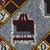 Vlisco B.V.. <em>Wax Print Textile, ABC Pattern</em>, ca. 2018. Cotton, synthetic dye, 36 × 36 in. (91.4 × 91.4 cm). Brooklyn Museum, Gift of Vlisco B.V., 2019.1.4 (Photo: , 2019.1.4_detail03_PS9.jpg)
