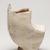 Suzuki Osamu (Japanese, 1926-2001). <em>Vessel</em>, ca. 1960. Glazed porcelain, 6 11/16 × 5 1/2 × 3 9/16 in. (17 × 14 × 9 cm). Brooklyn Museum, Partial gift of Steven Korff and Marcia Van Wagner and Bertram H. Schaffner Asian Art Fund, 2020.1.3 (Photo: Brooklyn Museum, 2020.1.3_left_PS11.jpg)