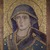 Jacopo Torriti (Italian, Roman, active 1270-1300). <em>Head of the Madonna</em>, 1296. Mosaic, 26 3/4 × 22 3/8 × 2 13/16 in., 43 lb. (67.9 × 56.8 × 7.1 cm). Brooklyn Museum, Museum Collection Fund and Charles Stewart Smith Memorial Fund, 23.26. Creative Commons-BY (Photo: Brooklyn Museum, 23.26.jpg)