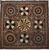 <em>Tent Square</em>, ca. 1870. Wool flannel, appliquéd, 54 x 54 in. (137.2 x 137.2 cm). Brooklyn Museum, Gift of Mrs. Joseph B. Whitney, 23.286. Creative Commons-BY (Photo: Brooklyn Museum, 23.286_PS11.jpg)