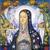Joseph Stella (American, born Italy, 1877-1946). <em>The Virgin</em>, 1926. Oil on canvas, 39 11/16 x 38 3/4 in. (100.8 x 98.4 cm). Brooklyn Museum, Gift of Adolph Lewisohn, 28.207 (Photo: Brooklyn Museum, 28.207_SL1.jpg)