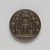 Unknown. <em>Medal</em>. Bronze, diameter: 1 5/16 in. (3.4 cm). Brooklyn Museum, Bequest of Marion Reilly, 29.1410. Creative Commons-BY (Photo: Brooklyn Museum, 29.1410_back_PS11.jpg)