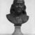 Jean-Antoine Houdon (French, 1741-1828). <em>Bust of Benjamin Franklin</em>, ca. 1778. Bronze bust mounted on white marble base, 18 7/8 x 11 3/8 x 8 5/8 in. (47.9 x 28.9 x 21.9 cm). Brooklyn Museum, Gift of the executors of the Estate of Colonel Michael Friedsam, 32.690. Creative Commons-BY (Photo: Brooklyn Museum, 32.690_front_view1_bw.jpg)