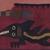 Nazca. <em>Poncho or Tunic</em>, 100-200 C.E. Camelid fiber, 74 7/16 x 27 9/16 in. (189.1 x 70 cm). Brooklyn Museum, Alfred W. Jenkins Fund, 34.1579 (Photo: Brooklyn Museum, 34.1579_at_detail05_PS11.jpg)