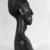 Chana Orloff (Russian, 1888-1969). <em>Bust of Rubin</em>. Bronze, 26 × 20 × 8 1/2 in. (66 × 50.8 × 21.6 cm). Brooklyn Museum, Bequest of Frankwood E. Williams, 36.853. © artist or artist's estate (Photo: Brooklyn Museum, 36.853_side_bw.jpg)