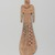 <em>Paddle Doll</em>, ca. 2081-1700 B.C.E. Wood, pigment, 8 3/4 x 2 1/2 x 1/4 in. (22.3 x 6.3 x 0.7 cm). Brooklyn Museum, Charles Edwin Wilbour Fund, 37.101E. Creative Commons-BY (Photo: , 37.101E_PS9.jpg)