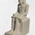 <em>Superintendent of the Granary, Irukaptah</em>, ca. 2455–2425 B.C.E. Limestone, 29 1/2 × 11 1/2 × 17 in., 178.5 lb. (74.9 × 29.2 × 43.2 cm, 80.97kg). Brooklyn Museum, Charles Edwin Wilbour Fund, 37.20E. Creative Commons-BY (Photo: , 37.20E_PS9.jpg)