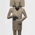Huastec. <em>Life-Death Figure</em>, 900-1250. Sandstone, traces of pigment, 62 3/8 x 26 x 11 1/2 in. (158.4 x 66 x 29.2 cm). Brooklyn Museum, Frank Sherman Benson Fund and the Henry L. Batterman Fund, 37.2897PA. Creative Commons-BY (Photo: , 37.2897PA_front_PS11.jpg)