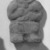 <em>Headless Figure</em>. Brown clay Brooklyn Museum, Frank Sherman Benson Fund and the Henry L. Batterman Fund, 37.3023PA. Creative Commons-BY (Photo: Brooklyn Museum, 37.3023PA_acetate_bw.jpg)