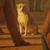 George Caleb Bingham (American, 1811-1879). <em>Shooting for the Beef</em>, 1850. Oil on canvas, 33 3/8 x 49 in. (84.8 x 124.5 cm). Brooklyn Museum, Dick S. Ramsay Fund, 40.342 (Photo: Brooklyn Museum, 40.342_detail_in_situ.jpg)