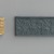 <em>Cylinder Seal</em>, ca. 4400-2675 B.C.E. Ivory, 7/8 x Diam. 1/2 in. (2.3 x 1.2 cm). Brooklyn Museum, Charles Edwin Wilbour Fund, 44.123.1. Creative Commons-BY (Photo: Brooklyn Museum, 44.123.1_with_impression_PS6.jpg)