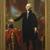 Gilbert Stuart (American, 1755-1828). <em>George Washington</em>, 1796. Oil on canvas, 96 1/4 x 60 1/4 in. (244.5 x 153 cm). Brooklyn Museum, Dick S. Ramsay Fund and Museum Purchase Fund, 45.179 (Photo: Brooklyn Museum, 45.179_SL1.jpg)
