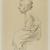 George Grosz (American, born Germany, 1893-1959). <em>Old Woman</em>, 1924. Drawing in pencil Brooklyn Museum, Dick S. Ramsay Fund, 48.69.1. © artist or artist's estate (Photo: Brooklyn Museum, 48.69.1_PS11.jpg)