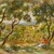 Pierre-Auguste Renoir (French, 1841-1919). <em>The Vineyards at Cagnes (Les Vignes à Cagnes)</em>, 1908. Oil on canvas, 18 1/4 x 21 3/4 in. (46.4 x 55.2 cm). Brooklyn Museum, Gift of Colonel and Mrs. Edgar W. Garbisch, 51.219 (Photo: Brooklyn Museum, 51.219_large_SL1.jpg)