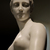 Hiram S. Powers (American, 1805-1873). <em>The Greek Slave</em>, 1866. Marble, Statue: 65 1/2 x 19 1/4 x 18 3/4 in. (166.4 x 48.9 x 47.6 cm). Brooklyn Museum, Gift of Charles F. Bound, 55.14. Creative Commons-BY (Photo: Brooklyn Museum, 55.14_detail_in_situ.jpg)