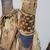 Tomman Islander. <em>Headdress</em>, early 20th century. Bamboo, leaves, vegetal-fiber paste, tusks, pigment, 20 3/4 x 19 1/2 x 21 in. (52.7 x 49.5 x 53.3 cm). Brooklyn Museum, Frank L. Babbott Fund, 62.18.4. Creative Commons-BY (Photo: , 62.18.4_detail01_PS11.jpg)