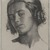 Gerald Leslie Brockhurst (British, 1890-1978). <em>Nadia</em>, 1921. Etching on laid paper, 5 1/2 x 4 3/8 in. (14 x 11.1 cm). Brooklyn Museum, Gift of The Louis E. Stern Foundation, Inc., 64.101.105. © artist or artist's estate (Photo: , 64.101.105_PS9.jpg)
