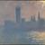 Claude Monet (French, 1840-1926). <em>Houses of Parliament, Sunlight Effect (Le Parlement, effet de soleil)</em>, 1903. Oil on canvas, 32 x 36 1/4 in. (81.3 x 92.1 cm). Brooklyn Museum, Bequest of Grace Underwood Barton, 68.48.1 (Photo: Brooklyn Museum, 68.48.1_large_SL1.jpg)