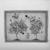 Shafi' Abbasi. <em>Rosebushes, Bees, and a Dragonfly</em>, AH 1079 /1669 C.E. Ink on paper, Page: 8 7/8 x 6 9/16 in. (22.5 x 16.6 cm). Brooklyn Museum, Gift of Mr. and Mrs. Charles K. Wilkinson, 72.26.14 (Photo: , 72.26.14_bw_IMLS.jpg)
