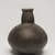 Mississippian. <em>Globular Bottle</em>, 1200-1400. Ceramic, 8 1/4 x 7 3/4 x 7 3/4 in. (21 x 19.7 x 19.7 cm). Brooklyn Museum, Charles Stewart Smith Memorial Fund, 75.88. Creative Commons-BY (Photo: Brooklyn Museum, 75.88_PS11.jpg)