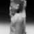 <em>Amun-Re or King Amunhotep III</em>, ca. 1403-1365 B.C.E. Quartzite, 7 11/16 x 5 5/8 x 3 15/16 in. (19.5 x 14.3 x 10 cm). Brooklyn Museum, Charles Edwin Wilbour Fund, 76.39. Creative Commons-BY (Photo: Brooklyn Museum, 76.39_left_NegJ_bw_SL3.jpg)
