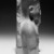 <em>Amun-Re or King Amunhotep III</em>, ca. 1403-1365 B.C.E. Quartzite, 7 11/16 x 5 5/8 x 3 15/16 in. (19.5 x 14.3 x 10 cm). Brooklyn Museum, Charles Edwin Wilbour Fund, 76.39. Creative Commons-BY (Photo: Brooklyn Museum, 76.39_right_NegK_bw_SL3.jpg)