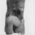 <em>Amun-Re or King Amunhotep III</em>, ca. 1403-1365 B.C.E. Quartzite, 7 11/16 x 5 5/8 x 3 15/16 in. (19.5 x 14.3 x 10 cm). Brooklyn Museum, Charles Edwin Wilbour Fund, 76.39. Creative Commons-BY (Photo: Brooklyn Museum, 76.39_threequater_right_NegH_bw_SL3.jpg)