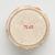 Kitaoji Rosanjin (Japanese, 1883-1959). <em>Cylindrical Vessel</em>, ca. 1955. Stoneware, E-Shino ware, 3 3/4 x 4 1/8 in. (9.5 x 10.5 cm). Brooklyn Museum, Gift of Dr. Hugo Munsterberg, 76.68. Creative Commons-BY (Photo: Brooklyn Museum, 76.68_view03_PS11.jpg)