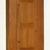 Shaker Community. <em>Cupboard</em>, 1830-1870. Stained pine, 83 1/2 x 30 x 15 3/4 in. (212.1 x 76.2 x 40 cm). Brooklyn Museum, Gift of Mrs. Oscar Bernstien, 77.84.1. Creative Commons-BY (Photo: Brooklyn Museum, 77.84.1_IMLS_SL2.jpg)