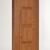 Shaker Community. <em>Cupboard</em>, 1830-1870. Stained pine, 83 1/2 x 30 x 15 3/4 in. (212.1 x 76.2 x 40 cm). Brooklyn Museum, Gift of Mrs. Oscar Bernstien, 77.84.1. Creative Commons-BY (Photo: Brooklyn Museum, 77.84.1_SL1.jpg)