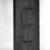 Shaker Community. <em>Cupboard</em>, 1830-1870. Stained pine, 83 1/2 x 30 x 15 3/4 in. (212.1 x 76.2 x 40 cm). Brooklyn Museum, Gift of Mrs. Oscar Bernstien, 77.84.1. Creative Commons-BY (Photo: Brooklyn Museum, 77.84.1_bw_IMLS.jpg)