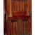 Gustav Stickley (1857-1942). <em>Dropfront Desk</em>, ca. 1903. Oak with copper hardware, 51 1/2 x 25 3/4 x 10 7/8 in. (130.8 x 65.4 x 27.6 cm). Brooklyn Museum, H. Randolph Lever Fund, 77.87. Creative Commons-BY (Photo: Brooklyn Museum, 77.87_closed_IMLS_SL2.jpg)