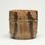 Kitaoji Rosanjin (Japanese, 1883-1959). <em>Kitaoji Rosanjin, Mizushashi (Tea Ceremony Fresh-Water Jar)</em>, ca. 1950. stoneware, 7 1/4 x 8 in. (18.4 x 20.3 cm). Brooklyn Museum, Gift of Dr. and Mrs. Frederick Baekeland, 81.275. Creative Commons-BY (Photo: Brooklyn Museum, 81.275_view01_PS11.jpg)