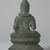 <em>Seated Buddha</em>, ca. 850. Bronze Brooklyn Museum, Gift of Georgia and Michael de Havenon, 82.233.4. Creative Commons-BY (Photo: Brooklyn Museum, 82.233.4_back_PS11.jpg)