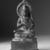 <em>Seated Vajrasattva</em>, 9th century C.E. Bronze, 5 3/8 x 2 15/16 in. (13.7 x 7.5 cm). Brooklyn Museum, Gift of Georgia and Michael de Havenon, 84.184.1. Creative Commons-BY (Photo: Brooklyn Museum, 84.184.1_bw.jpg)