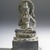 <em>Seated Vajrasattva</em>, 9th century C.E. Bronze, 5 3/8 x 2 15/16 in. (13.7 x 7.5 cm). Brooklyn Museum, Gift of Georgia and Michael de Havenon, 84.184.1. Creative Commons-BY (Photo: Brooklyn Museum, 84.184.1_front_PS4.jpg)
