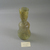 Roman. <em>Bottle of Blown Glass</em>, 1st-5th century C.E. Glass, 4 7/8 x greatest diam. 2 1/16 in. (12.4 x 5.3 cm). Brooklyn Museum, Gift of Robert B. Woodward, 01.449. Creative Commons-BY (Photo: Brooklyn Museum, CUR.01.449.jpg)