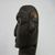Rapanui. <em>Figure (Moai Tangata)</em>, late 19th century. Wood, shell, obsidian, 7 1/16 x 1 3/4 x 1 3/16 in.  (18 x 4.5 x 3 cm). Brooklyn Museum, Gift of A. Augustus Healy and Carll H. de Silver, 03.215. Creative Commons-BY (Photo: , CUR.03.215_detail03.jpg)
