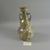 Roman. <em>Vase of Blown Glass</em>. Glass, 5 1/2 x diam. 2 15/16 in. (14 x 7.5 cm). Brooklyn Museum, Gift of Robert B. Woodward, 03.27. Creative Commons-BY (Photo: Brooklyn Museum, CUR.03.27_view1.jpg)