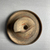 Etruscan. <em>Hollowed Dish</em>, 4th century B.C.E. Clay, slip, 2 5/16 × Diam. 5 11/16 in. (5.8 × 14.5 cm). Brooklyn Museum, 04.274. Creative Commons-BY (Photo: Brooklyn Museum, CUR.04.274_view03.jpg)
