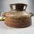 Greek. <em>Bowl on High Foot</em>, 8th century B.C.E. Clay, slip, 4 3/16 x Diam. of mouth 6 11/16 in. (10.7 x 17 cm). Brooklyn Museum, 05.2. Creative Commons-BY (Photo: Brooklyn Museum, CUR.05.2_view01.jpg)