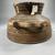 Greek. <em>Bowl on High Foot</em>, 8th century B.C.E. Clay, slip, 4 3/16 x Diam. of mouth 6 11/16 in. (10.7 x 17 cm). Brooklyn Museum, 05.2. Creative Commons-BY (Photo: Brooklyn Museum, CUR.05.2_view02.jpg)
