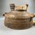 Greek. <em>Bowl on High Foot</em>, 8th century B.C.E. Clay, slip, 4 3/16 x Diam. of mouth 6 11/16 in. (10.7 x 17 cm). Brooklyn Museum, 05.2. Creative Commons-BY (Photo: Brooklyn Museum, CUR.05.2_view03.jpg)