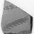 <em>Decorated Pottery Fragment</em>, ca. 4400-3100 B.C.E. Clay, Greatest length, 3 1/16 in. (7.8 cm). Brooklyn Museum, Charles Edwin Wilbour Fund, 07.447.494. Creative Commons-BY (Photo: , CUR.07.447.494_NegID_07.447.405GRPA_print_cropped_bw.jpg)