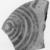 <em>Decorated Pottery Fragment</em>, ca. 4400-3100 B.C.E. Clay, Greatest length, 2 7/16 in. (6.2 cm). Brooklyn Museum, Charles Edwin Wilbour Fund, 07.447.497. Creative Commons-BY (Photo: , CUR.07.447.497_NegID_07.447.405GRPA_print_cropped_bw.jpg)