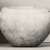 <em>Squat Bowl</em>, ca. 3100-2675 B.C.E. Egyptian alabaster (calcite), 1 3/4 x Diam. 3 1/4 in. (4.5 x 8.2 cm). Brooklyn Museum, Charles Edwin Wilbour Fund, 07.447.59. Creative Commons-BY (Photo: , CUR.07.447.59_NegID_07.447.31_GRPA_print_cropped_bw.jpg)
