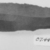 <em>Pointed Sickle Blade</em>, ca. 4400-3100 B.C.E. Grayish-brown chert, 1 x 3 11/16 in. (2.6 x 9.4 cm). Brooklyn Museum, Charles Edwin Wilbour Fund, 07.447.839. Creative Commons-BY (Photo: , CUR.07.447.839_NegID_07.447.810GRPA_print_cropped_bw.jpg)