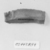<em>Sickle Blade</em>, ca. 4400-3100 B.C.E. Flint, 3/4 x 2 1/16 in. (1.9 x 5.3 cm). Brooklyn Museum, Charles Edwin Wilbour Fund, 07.447.854. Creative Commons-BY (Photo: , CUR.07.447.854_NegID_07.447.810GRPA_print_cropped_bw.jpg)