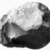 <em>Oval Scraper</em>, ca. 4400-2675 B.C.E. Brown chert, 2 3/16 x 11/16 x 2 11/16 in. (5.5 x 1.8 x 6.9 cm). Brooklyn Museum, Charles Edwin Wilbour Fund, 07.447.928. Creative Commons-BY (Photo: , CUR.07.447.928_NegID_07.447.925GRPA_print_cropped_bw.jpg)